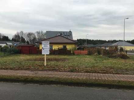 Vollerschlossenes Baugrundstück in Cottbus Gallinchen