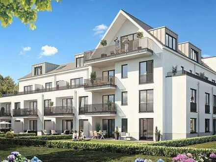 Fantastische 4-Zimmer-Maisonette-Wohnung auf ca. 128 m² mit Galerie & Terrasse