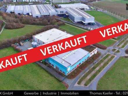 Logistik # Produktion # Lager # Immobilie   Ahlen b. Münster   zu verkaufen