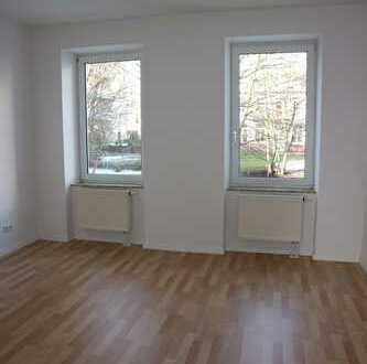 Tolle Whg. im 1. OG mit Laminat / Küche mit Fenster / begrünter Innenhof