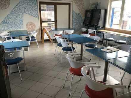 Gaststätte / Imbiß, auch für Bäckerei, Metzgerei, Eisdiele etc. in 96215 Lichtenfels, mit Terrasse