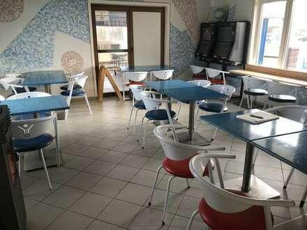 Gaststätte / Imbiß in 96215 Lichtenfels, mit Terrasse, Ablöse erforderlich