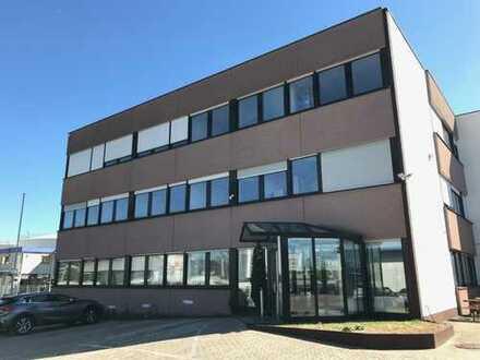 Moderne Büroflächen im Industriegebiet Rheinhafen, Wallersheim