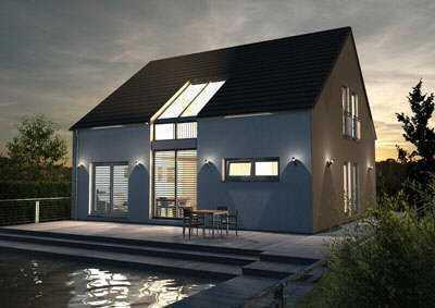 Ihr Haustraum mit Grundstück in Traumlage !!