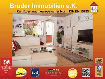 Walldorf: OPEN HOUSE 11.7. 11.00-11.30h Tannenweg 42b sanierte 2,5 ZKB, 2 Balkone, keine K-Prov.