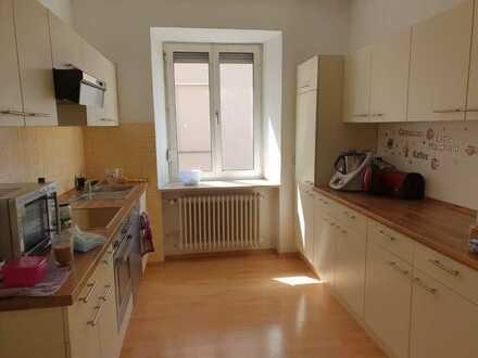 Landshut - Zentrale 2-Zimmer-Erdgeschosswohnung