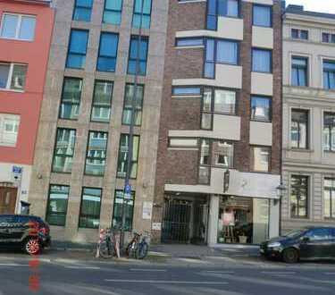 Exklusive, gepflegte 1-Zimmer-Wohnung mit Balkon in Aachen