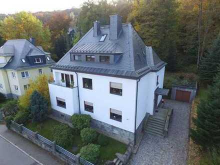 Wohnen im Grünen - Schöne 2,5 Zimmer Wohnung in Erzgebirgskreis, Aue