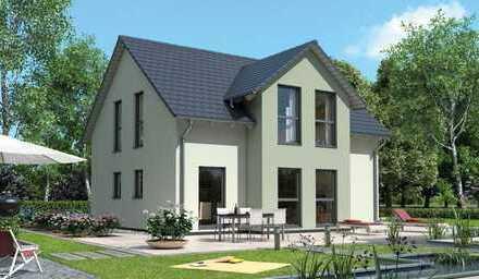 Großzügiges Einfamilienhaus mit Erker inkl. Grundstück! Qualität von Schwabenhaus
