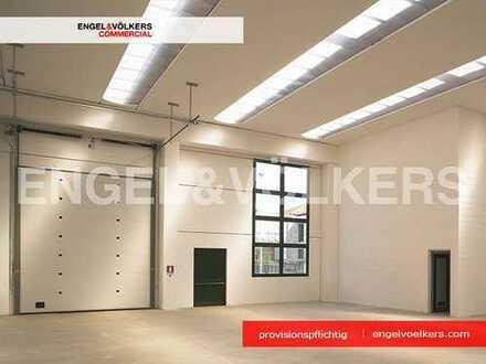Landau - Hallenfläche in exzellenter Lage - Engel & Völkers Commercial Karlsruhe