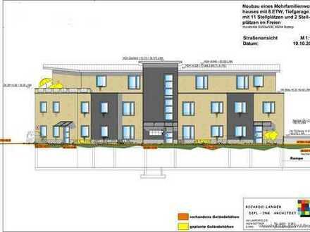 Penthouse 3,5 Raum in Kirchhellen, mit großer Dachterrasse ! Erdwärme u. Photovoltaik..