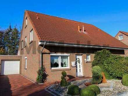 Für Familien: Charmante DHH mit Terrasse und Wintergarten in ruhiger, zentrumsnaher Lage von Barßel