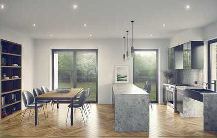 Moderne, helle 3-Zimmer-DG Wohnung