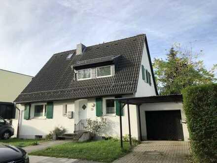 Bürohaus in Lohausen mit Garage und Stellplatz