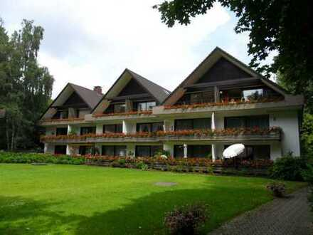 Großartiger Blick ins Grüne! Top 3 Zimmer Wohnung in Krefeld-Bockum!