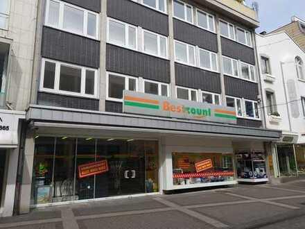 Wohn- u. Geschäftsgebäude in Top-Citylage von Wuppertal-Elberfeld