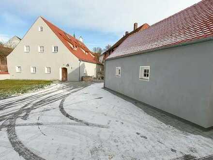 Aus Liebe zum Denkmal - aufwändig saniertes Anwesen aus dem 15. Jahrhundert