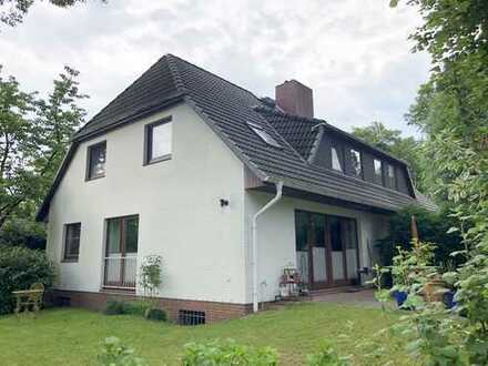 4-Zimmer Doppelhaushälfte in idyllischer und grüner Lage von Rissen