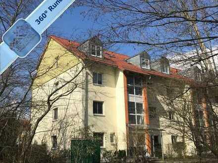 Sonnige 4-Zimmer-Dachterrassen-Wohnung auf zwei Ebenen in Erding