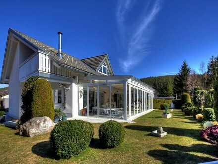 Einfamilienwohnhaus in Titisee in bester Lage