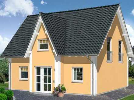 Geschmackvoll und vielseitig. Das schicke Einfamilienhaus mit dem tollen Giebel...