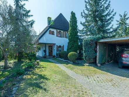 Wunderschönes Architekten - Landhaus im beschaulichen Bliesdorf