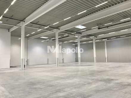 NEUBAU-ERSTBEZUG | TOP Lage | Hochwertige Hallen- und Büroflächen zu vermieten