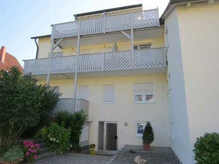 Attraktive, helle 2-Zimmer-Wohnung in ruhiger Lage in Daisendorf