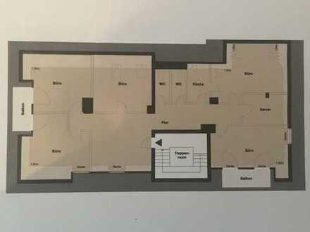 Hochwertig sanierte 5-Zimmer Dachgeschosswohnung im Herzen von Köln Junkersdorf