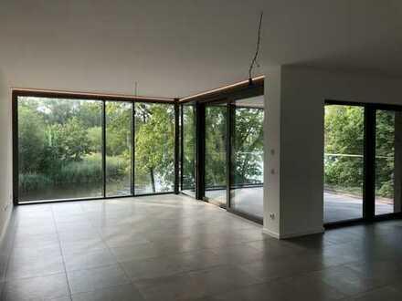 Luxuriöse 3-Zimmerwohnung direkt am Mühlensee
