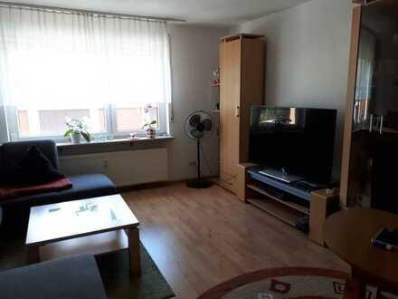 Schöne gepflegte 3-Zimmer-Wohnung mit Balkon und Einbauküche in Steinen