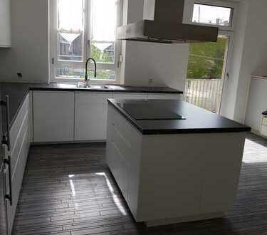 4,5 Zimmer Wohnung ,WG geeignet,5 Min KiT ,ab 15.9 zu vermieten