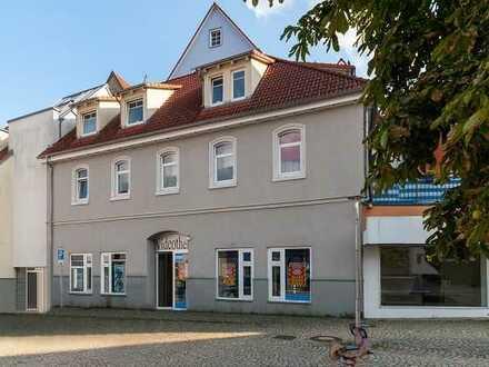 Ideale Lage! 2-Zimmer-Wohnung mit Balkon in der Meßkircher Innenstadt