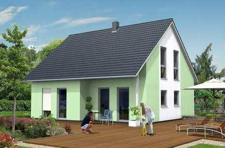 Provisionsfrei für den schnellentschlossenen Bauherren! Grundstück+Bebauungsvorschlag für Sie !!!