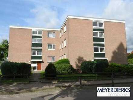 Bürgerfelde - Mittelweg: Helle 2-Zimmerwohnung mit großem Balkon