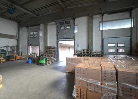 """BAUMÜLLER & CO."" - Nähe A5: ca. 1.000 m² Hallenfläche - zum KAUF"