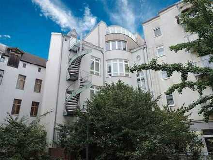 Traumhafte Penthouse Wohnung über den Dächern von Cottbus!