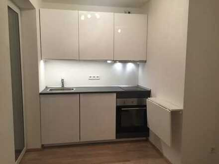 Neubau - 1,5 Zimmer Wohnung in Neuburg a.D.TopAusstattung-Parkett,BodengleicheDusche,Fußbodenheizung