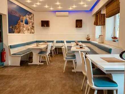 Attraktives kleines Restaurant + 3- Zimmerwohnung