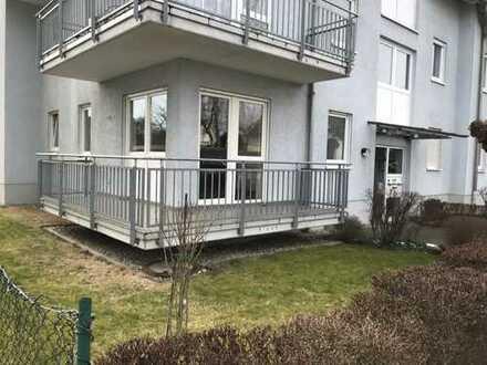 Helle 1-Zimmer Whg inkl. Balkon und TG Stellplatz in KA-Neureut zu vermieten!