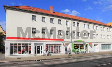 Ideale Kapitalanlage: MFH mit 10 WE und 2 GE in Domnähe in der Altstadt von Halberstadt