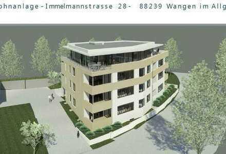 Exclusive 4-Zi-Wohnung in zentraler Lage