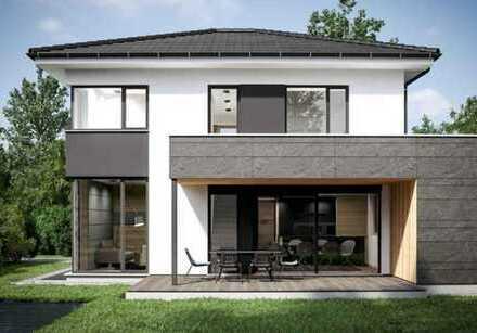 E&Co.- Projektion DHH / EFH in hochwertiger Ausstattung vorbereitetes Smart-Home + Lichtkonzept u.a