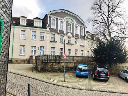Hochwertige 3-Zimmer-Wohnung mit Terrasse im alten Schulgebäude in Schwelm