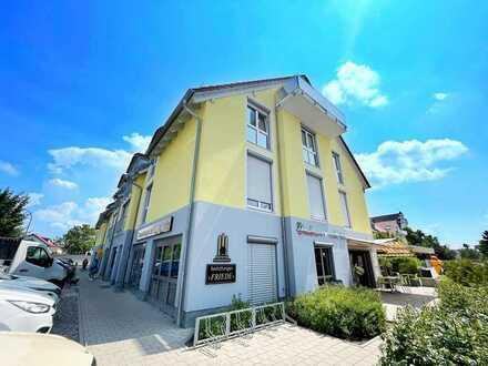 Wohnen im Herzen von Obertraubling! 3-Zimmer-Wohnung mit Süd-Balkon! Frei ab 01.07.!
