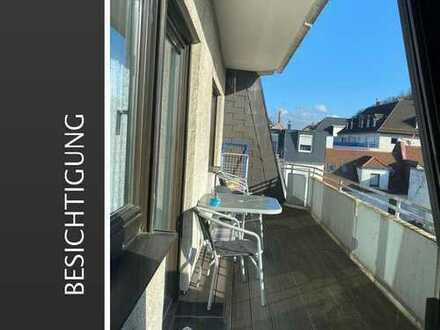 voll möblierte Stadtwohnung 3 ZKB Balkon in zentraler Lage in Homburg-City
