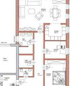 Erstbezug: ansprechende 3-Zimmer-Wohnung mit EBK und Balkon in Spelle
