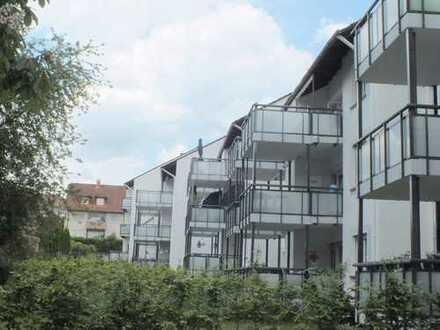 Aschaffenburg - Vermietete 3-Zimmer-Erdgeschosswohnung Provisionsfrei als Kapitalanlage