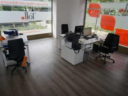 Charmante Büroräume für ein entspanntes arbeiten - Bürofläche sucht neuen Mieter ab sofort