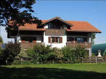 Möblierte 1,5 Zimmer Wohnung, Hofheim, nahe Murnau